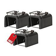 Victor® The BlackBox™ Gopher Trap - Buy 2 Get 1 FREE