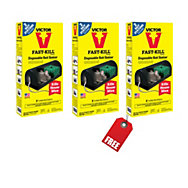 Victor® Fast-Kill® Disposable Bait Stations - Buy 2 Get 1 FREE