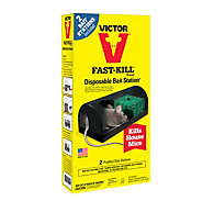 Victor® Fast-Kill® Disposable Bait Stations