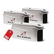 Rat Zapper Ultra Rat Trap - Buy 2 Get 1 FREE