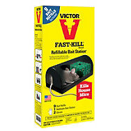 Victor® Fast-Kill® Refillable Bait Station