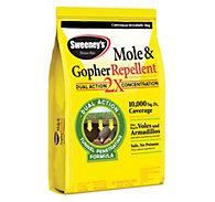 Sweeney's® Mole & Gopher Granular Repellent – 10LB